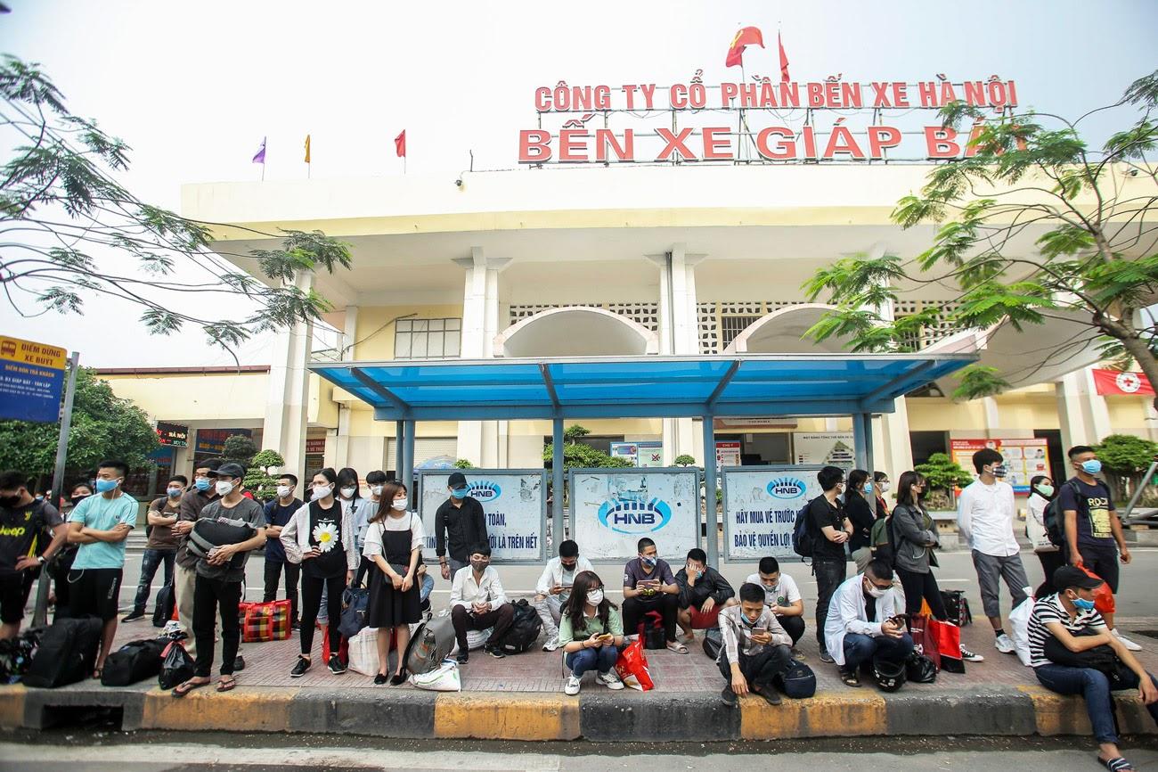 Từ Sân bay Nội Bài về Bến xe Giáp Bát: Cẩm nang toàn tập