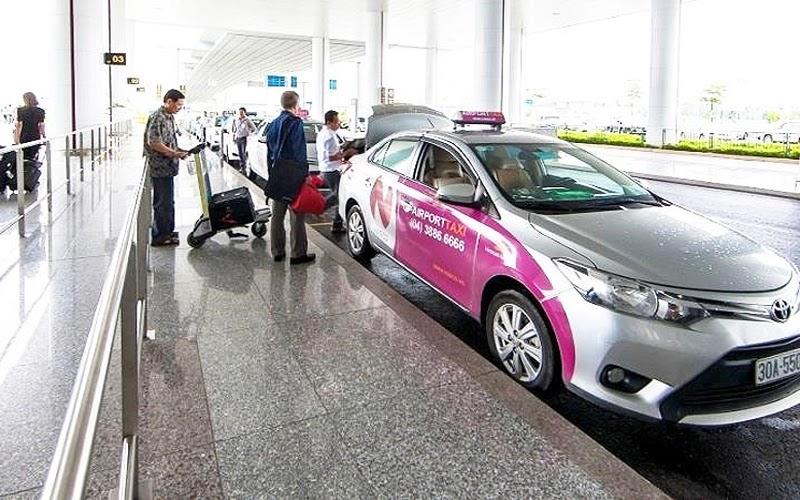 Xe taxi sân bay