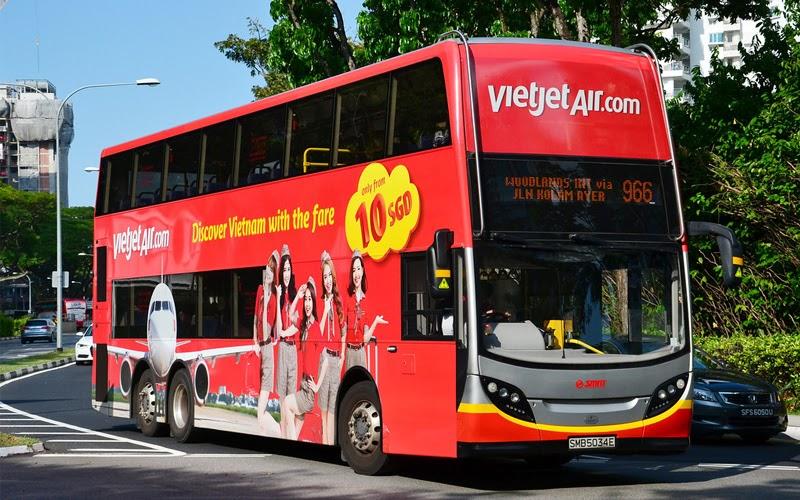 Xe bus đưa đón sân bay của các hãng hàng không (Nguồn ảnh: Internet)
